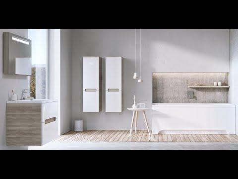 Часть 2 - концепция Classic. Идеи для оборудования маленькой ванной комнаты.