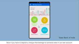 Baixar SBI DigiVoucher: Create Cheque Deposit Vouchers (Video Created as on January 2017)