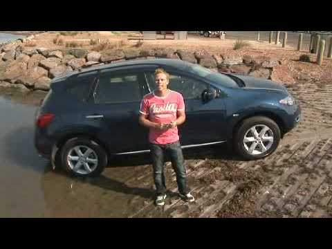 Nissan Murano   Car Review   YouTube