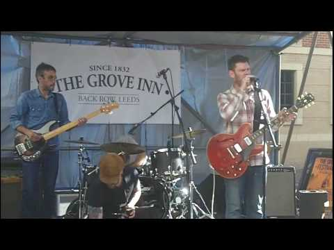 Crosscut Saw - The Grove Festival, Leeds, 2017.08.05