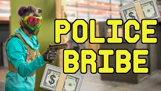 Trouble in Terrorist Town: Police Bribe (HK 45 Gas Blow Back Handgun)