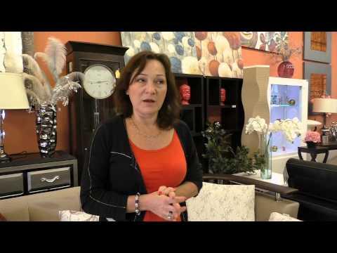 США 2962: Русские в Америке - Марина Шнайдер и мебельный магазин Avetex Furniture в Сан Франциско