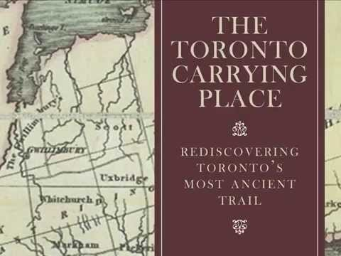 Toronto Carrying Place trailer