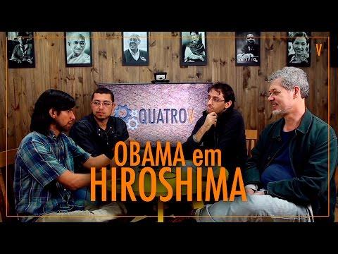 Obama em Hiroshima