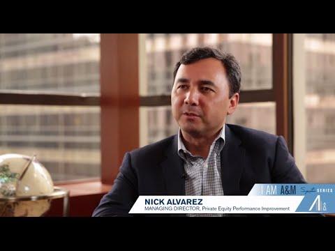 Nick Alvarez  Private Equity Performance Improvement  A&M Signature Series
