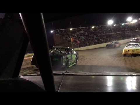 Larry Kulikowski Jr Butler Motor Speedway feature 8-5-17