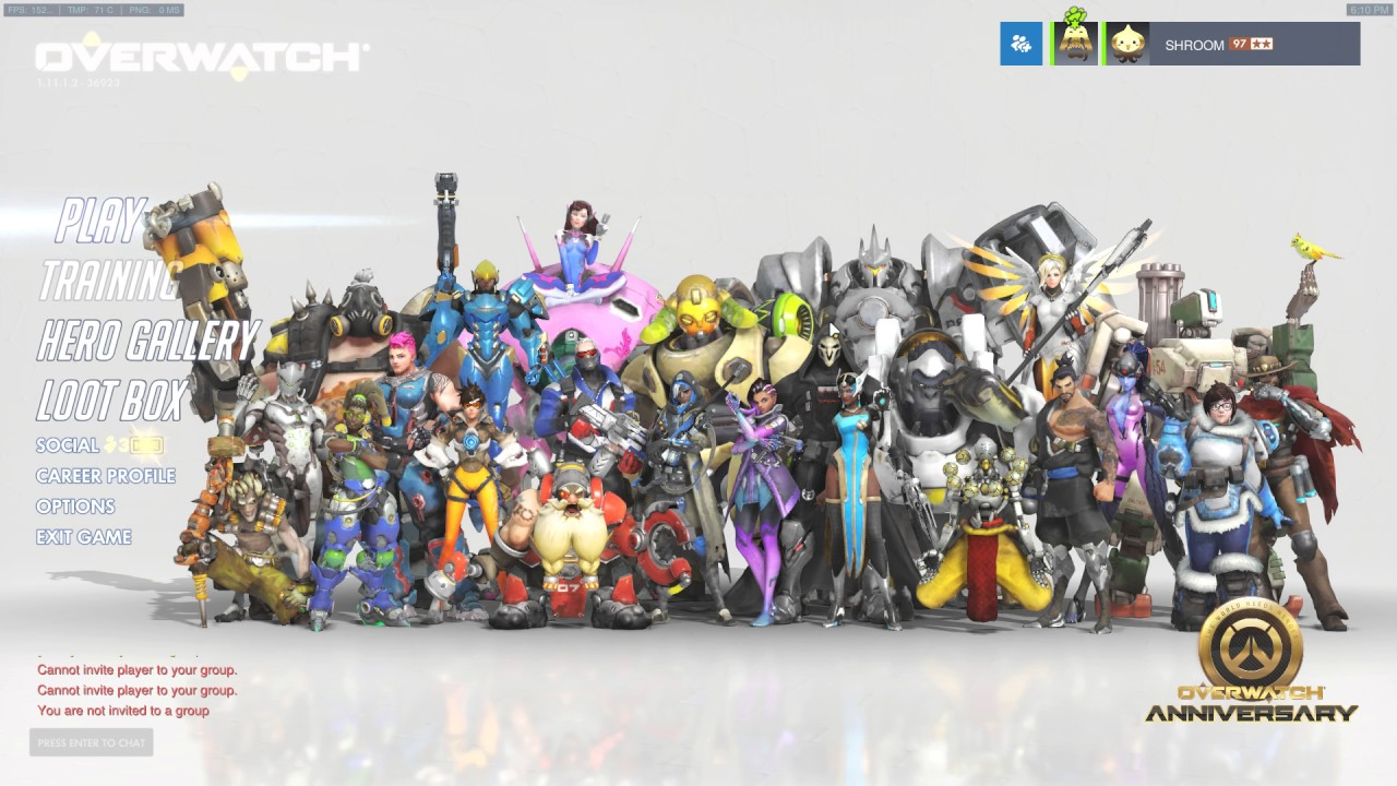 Overwatch Login Error Failed To Connect Game Server