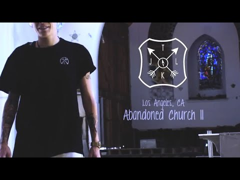ABANDONED CHURCH IN LA! (Allowed Inside) | #Urbex with K