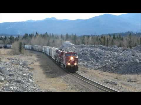 Railfanning CP's Crowsnest Subdivision