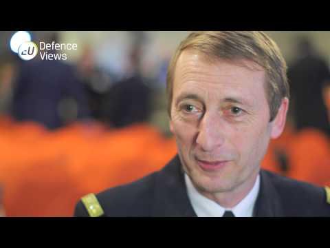 EU Defence Views - General de Rousiers