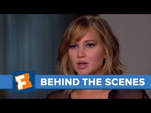 The Hunger Games: Catching Fire - IMAX Behind The Frame | Behind The Scenes | Fandangomovies