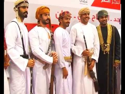 Regional social media star in Oman
