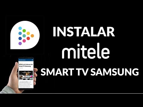 ▷ Cómo Activar Mitele a la Carta en mi Smart TV