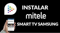 ▷ Cómo Activar Mitele a la Carta en mi Smart TV