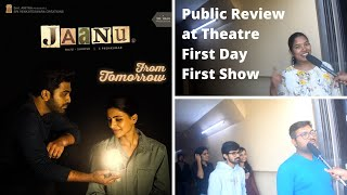Jaanu public review First Day First Show | public talk | public reaction | public ratings | Samantha