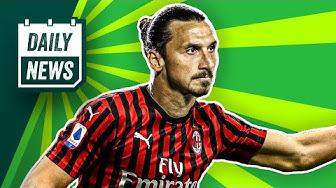 Zlatan Ibrahimović zum AC Mailand? Arsène Wenger wird nicht Bayern Trainer!