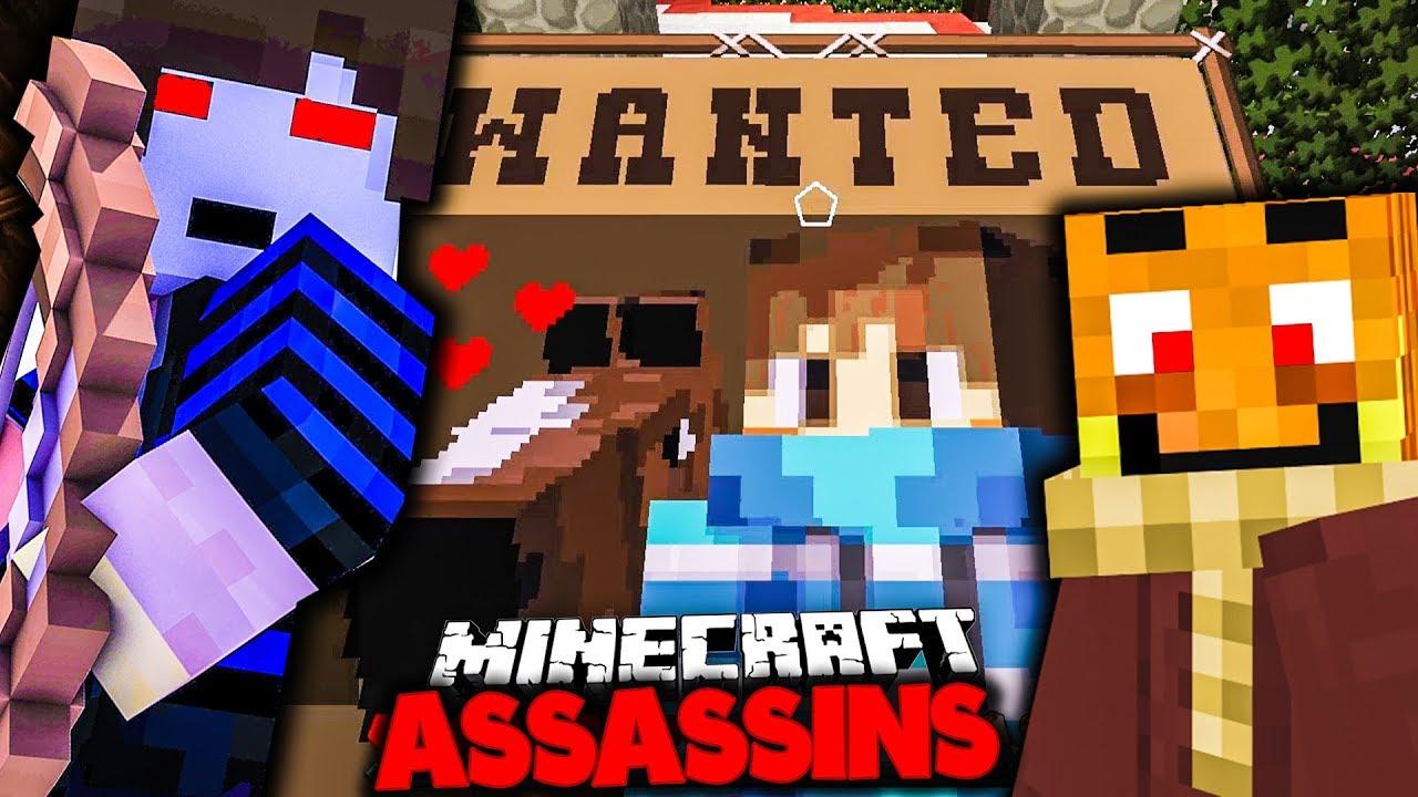 Der Neue Minecraft MURDER Spielmodus YouTube - Minecraft murderer jetzt spielen