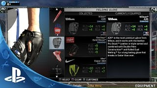 MLB 15 The Show - Universal Rewards & Licensed Equipment   PS4