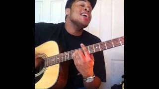 Usher (cover) Cameron Calloway- bad girl