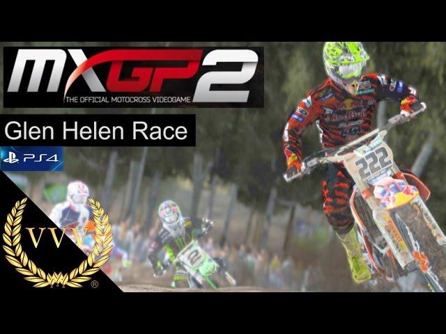 MXGP 2 - Glen Helen Race