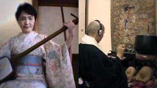 Touhou Undefined Fantastic Object ~Fires of Hokkai~ in Traditional Japanese Instruments