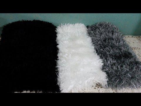 كوفية بخيط الشعر روووووعة  Kufiya hair thread magnificence