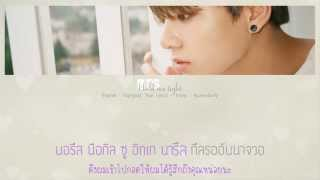 [Karaoke-THAISUB] Hold Me Tight (잡아줘) - BTS (방탄소년단)