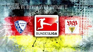 18.2.17 Vfl Bochum vs Vfb Stuttgart II