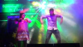 Dil Dil Dil On stage