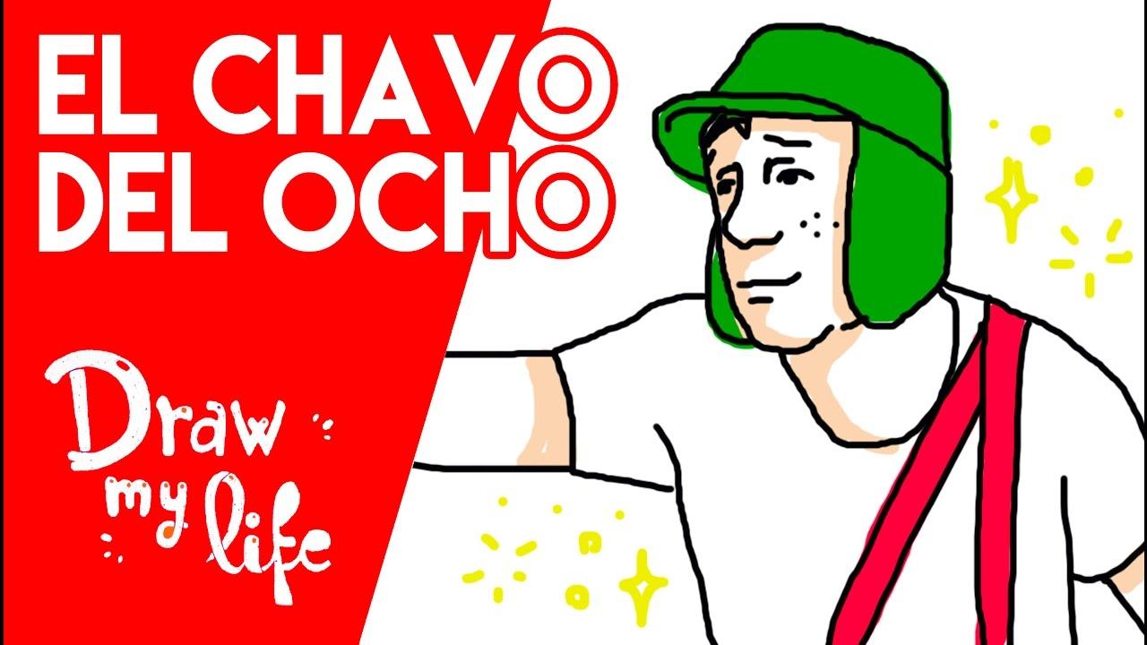 EL CHAVO DEL OCHO - Draw My Life