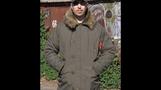 Видео обзор куртки зимней Аляска N-3B от «Chameleon».(Детальный обзор тут: http://wp.me/p1XdcM-3LQ Технические характеристики: -Просторный крой, не стесняющий движений,..., 2015-10-03T18:49:04.000Z)