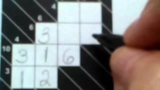 Kakuro Cross Sums Intro 092812