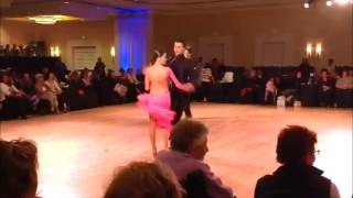 2013 San Francisco SF Open DanceSport Competition William May-Diana Surkis-Win 16 Silver 1st Places