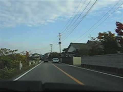運転車窓動画 新潟→豊栄(2) 海老ヶ瀬IC→豊栄駅