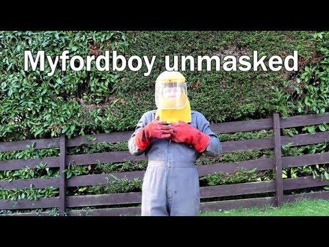 Metal Casting at Home Part 81 Myfordboy Unmasked.