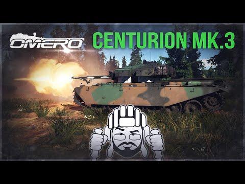 Centurion Mk.3 «УСПОКОЙСЯ И ВЫПЕЙ ЧАЮ» в War Thunder