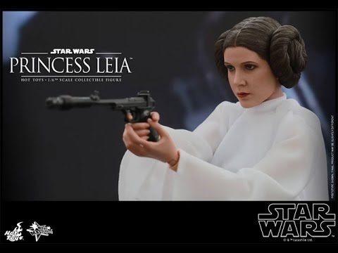 osw.zone Hot Toys MMS 298 Princess Leia Figure Review By Nicholas BylesHey guys and gals ...