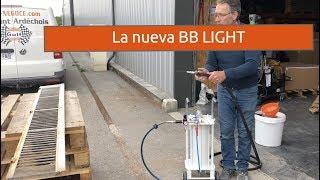 Presentacion de la nueva maquina semi automatica B-B_6 LIGHT