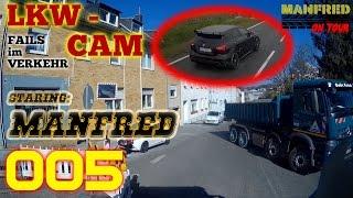 LKW CAM M [005] ► KINDERSCHRECK ► Let´s Drive LKW mit MANFRED