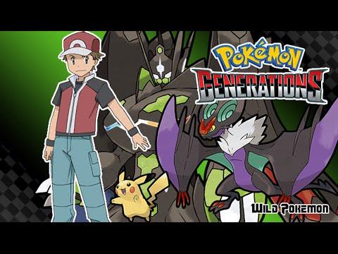 Pokemon Generations  Wild Pokemon Battle Music Recreation HQ