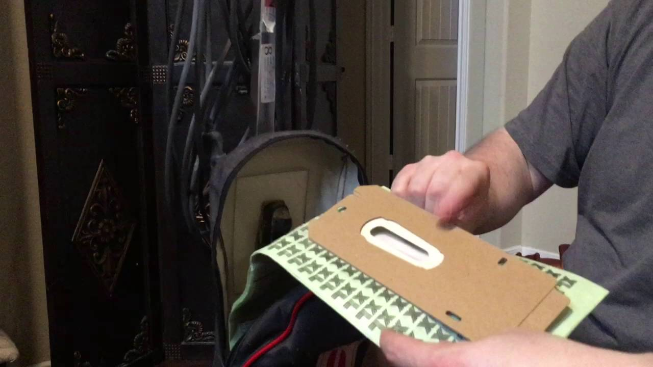 How To Change The Bag On An Oreck Vacuum Youtube Xl 2500 Wiring Diagram