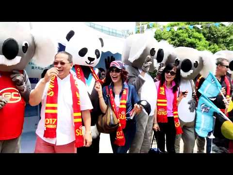 Study Gold Coast and the GC SUNS (AFL) in Shanghai 2017