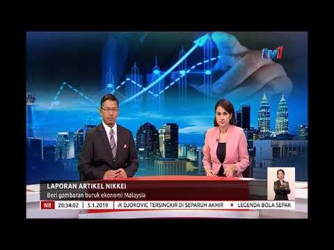 N8 - LAPORAN ARTIKEL NIKKEI BERI GAMBARAN BURUK EKONOMI MALAYSIA [5 JAN 2019]