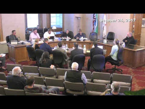 Salt Lake City Redevelopment Agency (RDA) Special Meeting 10/24/2017