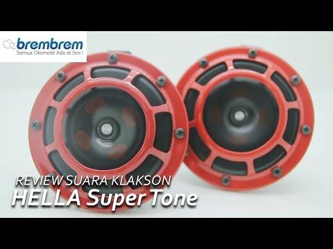 Review Suara Klakson HELLA Super Tone | Brembrem