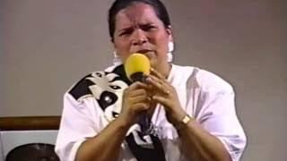 Esther Gonzalez. Teniendo un pacto con el diablo, DIOS La saco de la brujeria.