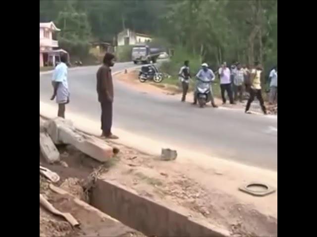 Live accident Video pehli baar dekhiye or samjiye