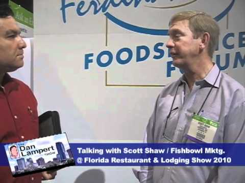 The Dan Lampert Show - Talking with Scott Shaw of Fishbowl Marketing - Complete Interview