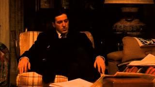 Держи друзей близко, а врагов еще ближе: встреча Майкла Корлеоне с Френком Пентанжели