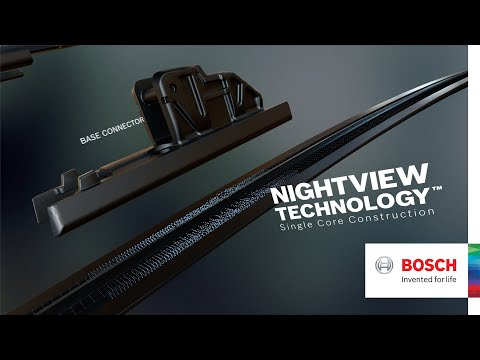 Bosch FOCUS™ Windshield Wipers — $10 OFF At O'Reilly Auto Parts
